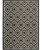 RugStudio presents Safavieh Courtyard CY6902-266 Black / Beige Area Rug
