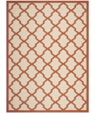RugStudio presents Safavieh Courtyard Cy6903-231 Beige / Terracotta Machine Woven, Good Quality Area Rug