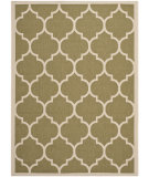 RugStudio presents Safavieh Courtyard Cy6914-244 Green / Beige Machine Woven, Good Quality Area Rug