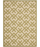 RugStudio presents Safavieh Courtyard Cy6915-244 Beige / Green Machine Woven, Good Quality Area Rug