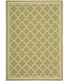 RugStudio presents Safavieh Courtyard Cy6918-244 Green / Beige Machine Woven, Good Quality Area Rug