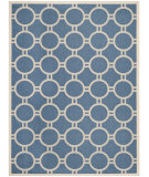 RugStudio presents Safavieh Courtyard CY6924-243 Blue / Beige Area Rug