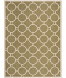 RugStudio presents Safavieh Courtyard Cy6924-244 Green / Beige Machine Woven, Good Quality Area Rug