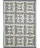 RugStudio presents Safavieh Courtyard Cy6937-23 Blue / Bone Machine Woven, Good Quality Area Rug