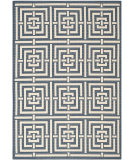 RugStudio presents Safavieh Courtyard Cy6937-268 Navy / Beige Machine Woven, Good Quality Area Rug