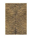 RugStudio presents Safavieh Courtyard Cy6953-49 Gold / Natural Machine Woven, Good Quality Area Rug