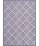 RugStudio presents Safavieh Courtyard Cy7016-321 Lilac / Dark Lilac Machine Woven, Good Quality Area Rug