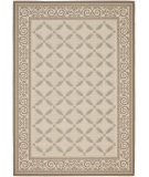 RugStudio presents Safavieh Courtyard Cy7107-79a18 Beige / Dark Beige Machine Woven, Good Quality Area Rug