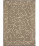 RugStudio presents Safavieh Courtyard Cy7108-97a18 Dark Beige / Beige Machine Woven, Good Quality Area Rug