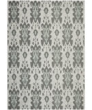 RugStudio presents Safavieh Courtyard CY7276-78A18 Ltgy Anthracite / Aqua Weft Area Rug