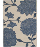 RugStudio presents Safavieh Courtyard Cy7321-233a25 Beige - Blue Machine Woven, Good Quality Area Rug