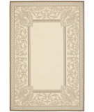 RugStudio presents Safavieh Courtyard Cy7514-79a18 Beige / Dark Beige Machine Woven, Good Quality Area Rug
