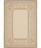 RugStudio presents Safavieh Courtyard Cy7514-79a21 Beige / Dark Beige Machine Woven, Good Quality Area Rug