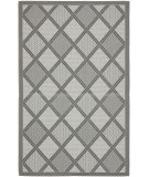 RugStudio presents Safavieh Courtyard Cy7570-78a5 Light Grey / Anthracite Machine Woven, Good Quality Area Rug