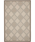 RugStudio presents Safavieh Courtyard Cy7570-79a18 Beige / Dark Beige Machine Woven, Good Quality Area Rug