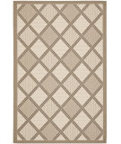 RugStudio presents Safavieh Courtyard Cy7570-79a7 Beige / Dark Beige Machine Woven, Good Quality Area Rug