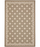 RugStudio presents Safavieh Courtyard Cy7810-97a7 Dark Beige / Beige Machine Woven, Good Quality Area Rug