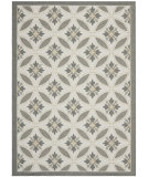 RugStudio presents Safavieh Courtyard Cy7844-78a21 Light Grey / Anthracite Machine Woven, Good Quality Area Rug