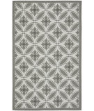RugStudio presents Safavieh Courtyard Cy7844-78a5 Light Grey / Anthracite Machine Woven, Good Quality Area Rug