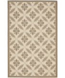 RugStudio presents Safavieh Courtyard Cy7844-79a18 Beige / Dark Beige Machine Woven, Good Quality Area Rug