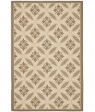 RugStudio presents Safavieh Courtyard Cy7844-79a21 Beige / Dark Beige Machine Woven, Good Quality Area Rug