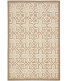 RugStudio presents Safavieh Courtyard Cy7931-79a18 Beige / Dark Beige Machine Woven, Good Quality Area Rug