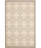 RugStudio presents Safavieh Courtyard Cy7931-79a21 Beige / Dark Beige Machine Woven, Good Quality Area Rug