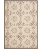 RugStudio presents Safavieh Courtyard Cy7978-79a21 Beige / Dark Beige Machine Woven, Good Quality Area Rug