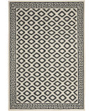 RugStudio presents Safavieh Dhurries DHU411A Ivory / Black Area Rug