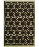 RugStudio presents Safavieh Dhurries DHU545A Chocolate / Ivory Flat-Woven Area Rug