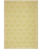 RugStudio presents Safavieh Dhurries Dhu545c Light Green / Ivory Flat-Woven Area Rug