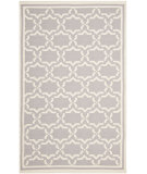 RugStudio presents Safavieh Dhurries DHU545G Grey / Ivory Flat-Woven Area Rug