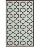 RugStudio presents Safavieh Dhurries DHU549A Light Blue Flat-Woven Area Rug