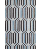RugStudio presents Safavieh Dhurries DHU563A Ivory / Multi Flat-Woven Area Rug
