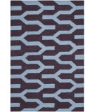 RugStudio presents Safavieh Dhurries Dhu630b Purple / Blue Flat-Woven Area Rug