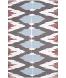 RugStudio presents Safavieh Dhurries Dhu647a Multi Flat-Woven Area Rug