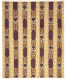 RugStudio presents Safavieh David Easton DVE515B Root Brown Area Rug