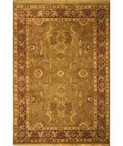 RugStudio presents Safavieh Dynasty DY301A Gold / Red Hand-Knotted, Better Quality Area Rug