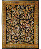 RugStudio presents Safavieh Empire EM408A Eggplant / Multi Hand-Tufted, Best Quality Area Rug