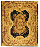 RugStudio presents Safavieh Empire EM824B Navy / Beige Hand-Tufted, Best Quality Area Rug