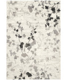 RugStudio presents Safavieh Evoke Evk479c Cream - Dark Grey Machine Woven, Good Quality Area Rug