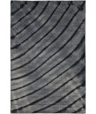 RugStudio presents Safavieh Expression EXP213A Grey Hand-Knotted, Good Quality Area Rug