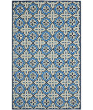 RugStudio presents Safavieh Four Seasons Frs414d Blue Hand-Hooked Area Rug