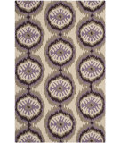 RugStudio presents Safavieh Four Seasons FRS486B Beige / Purple Area Rug