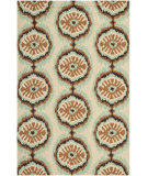 RugStudio presents Safavieh Four Seasons FRS486C Beige / Green Area Rug