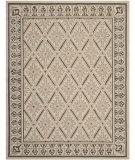 RugStudio presents Safavieh Four Seasons FRS487A Beige / Slate Area Rug