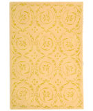 RugStudio presents Safavieh French Tapis FT226A Gold Hand-Tufted, Best Quality Area Rug