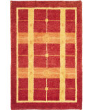 RugStudio presents Safavieh Gabbeh Gb534a Assorted Hand-Knotted, Good Quality Area Rug
