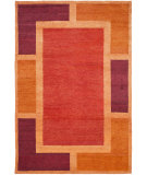 RugStudio presents Safavieh Gabbeh Gb598a Assorted Hand-Knotted, Good Quality Area Rug