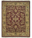 RugStudio presents Safavieh Heritage Hg170a Red / Gold Hand-Tufted, Better Quality Area Rug